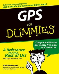 GPS For Dummies-cover