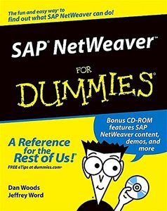 SAP NetWeaver For Dummies (Paperback)-cover