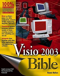 Visio 2003 Bible (Paperback)-cover