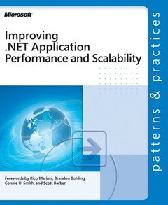 Improving .NET Application Performance and Scalability-cover