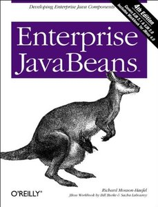 Enterprise JavaBeans, 4/e (Paperback)-cover