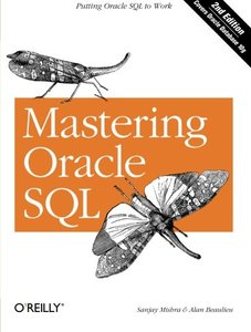 Mastering Oracle SQL, 2/e (Paperback)-cover