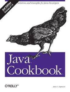 Java Cookbook, 2/e (Paperback)-cover