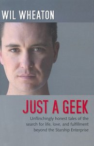 Just a Geek (Hardcover)-cover