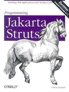 Programming Jakarta Struts, 2/e-cover