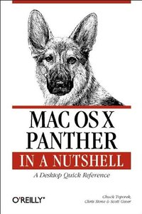 Mac OS X Panther in a Nutshell-cover