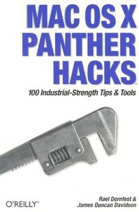 Mac OS X Panther Hacks-cover