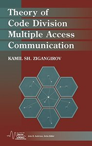 Theory of Code Division Multiple Access Communication-cover