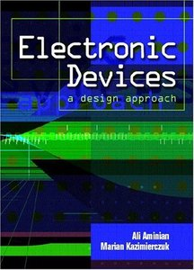 Electronic Devices: A Design Approach-cover
