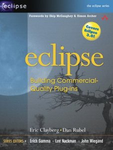 Eclipse: Building Commercial-Quality Plug-ins-cover