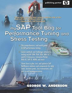 mySAP Tool Bag for Performance Tuning and Stress Testing (Paperback)-cover