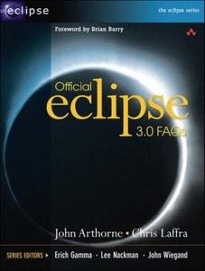 Official Eclipse 3.0 Faq-cover
