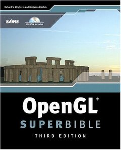 OpenGL SuperBible, 3/e-cover