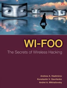 Wi-Foo : The Secrets of Wireless Hacking (Paperback)-cover