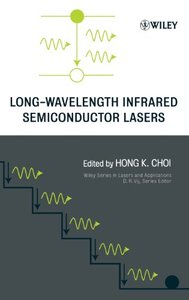 Long-wavelength Infrared Semiconductor Lasers (Hardcover)-cover