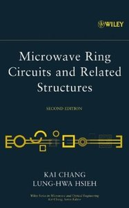 Microwave Ring Circuits and Related Structures (Hardcover)-cover
