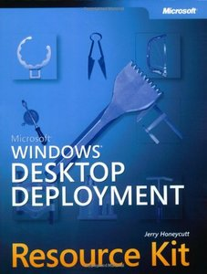 Microsoft Windows Desktop Deployment Resource Kit-cover