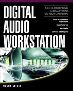 Digital Audio Workstation-cover