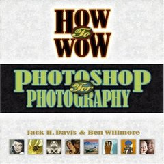 How to Wow : Photoshop for Photography (Paperback)-cover