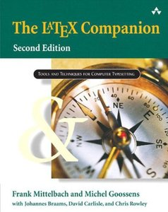 The LaTeX Companion, 2/e (Paperback)