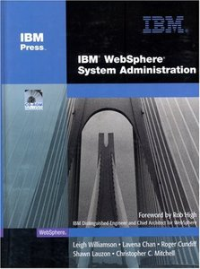 IBM WebSphere System Administration-cover