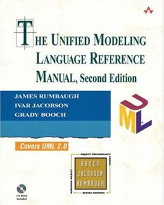 The Unified Modeling Language Reference Manual, 2/e (Hardcover)-cover
