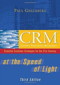 CRM at the Speed of Light, 3/e-cover