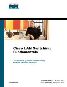 Cisco LAN Switching Fundamentals(Hardcover) 2/e-cover
