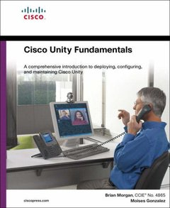 Cisco Unity Fundamentals-cover