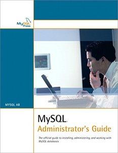 MySQL Administrator's Guide-cover