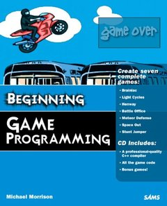 Beginning Game Programming-cover