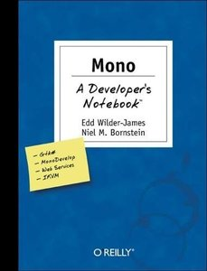 Mono: A Developer's Notebook-cover