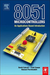8051 Microcontrollers : An Applications Based Introduction-cover