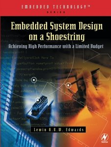 Embedded System Design on a Shoestring-cover