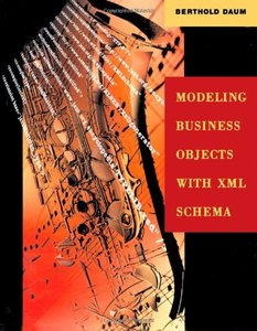 Modeling Business Objects with XML Schema-cover