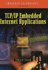 TCP/IP Embedded Internet Applications (Paperback)-cover