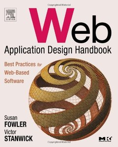 Web Application Design Handbook : Best Practices for Web-Based Software-cover