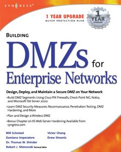 Building DMZs for Enterprise Networks (Paperback)-cover
