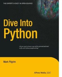 Dive Into Python-cover