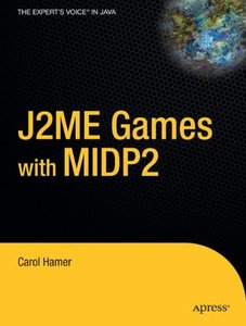 J2ME Games With MIDP2 (Paperback)-cover