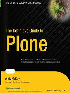 The Definitive Guide to Plone-cover