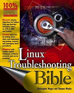 Linux Troubleshooting Bible-cover