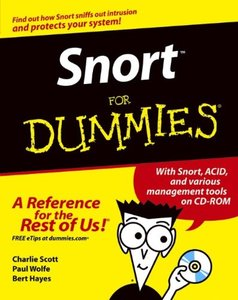 Snort for Dummies-cover