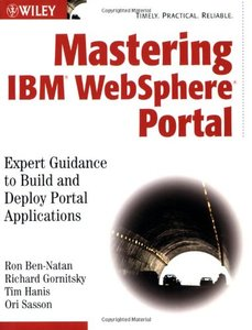 Mastering IBM WebSphere Portal-cover