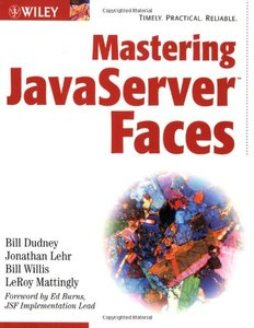 Mastering JavaServer Faces-cover