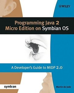 Programming Java 2 Micro Edition for Symbian OS-cover