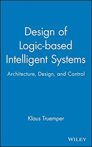 Design of Logic-based Intelligent Systems-cover