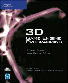 3D Game Engine Programming-cover