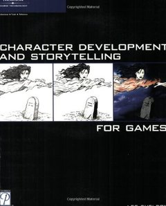 Character Development and Storytelling for Games-cover