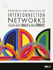 Principles and Practices of Interconnection Networks (Hardcover)-cover